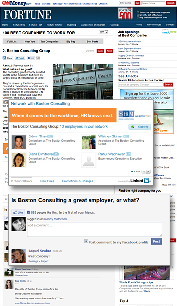 LinkedIn Company Insider
