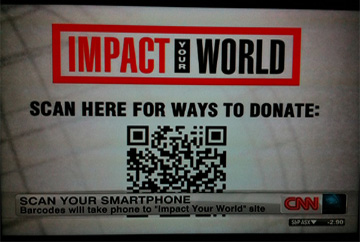 CNN Impact - QR Codes