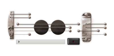 Google Doodle - Les Paul