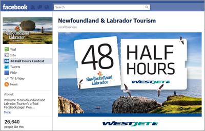 Newfoundland & Labrador & WestJet