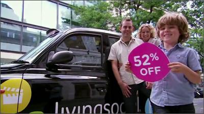 LivingSocial Taxi