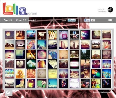 LollaGram