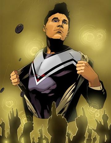 Unite and Take Over - Smiths Comic Book
