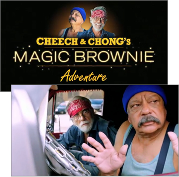 Cheech & Chong's Magic Brownie Adventure