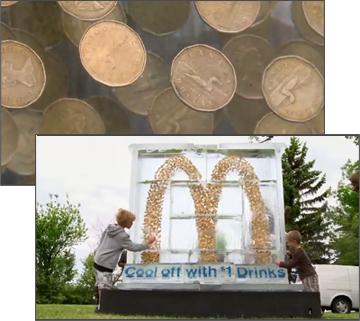McDonald's Canada Dollar Drink Days