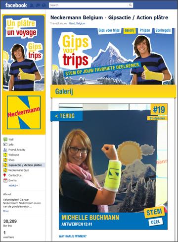 Neckermann 'Gips voor Trips'