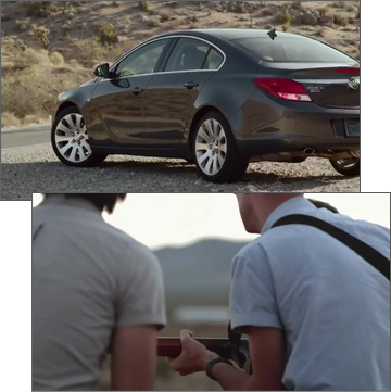 Buick Harmon Kardon HelloGoodbye present 'One For the Road'