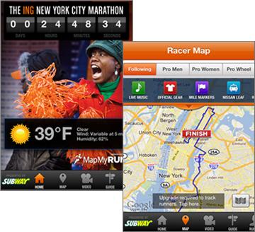 New York Marathon Spectator App