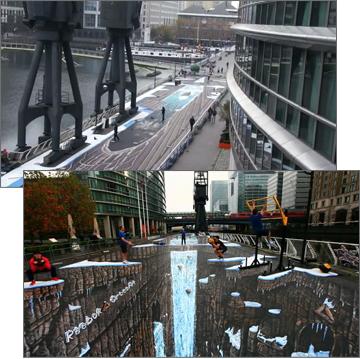 Reebok CrossFit 3D Street Art