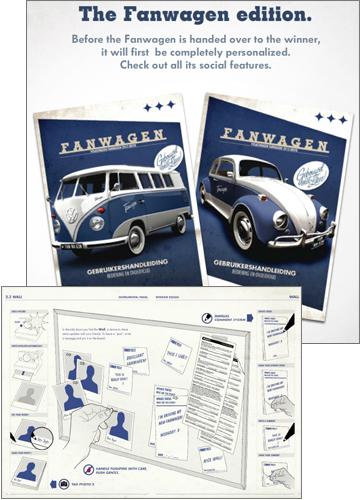 Volkswagen Fanwagen Edition