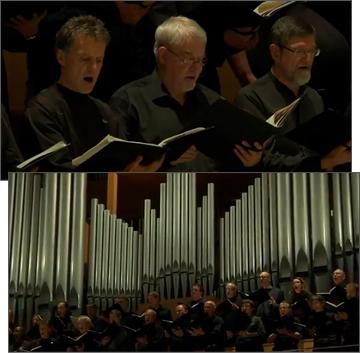Calgary Philharmonic Chorus Sings Winter Warm-Up Tweets