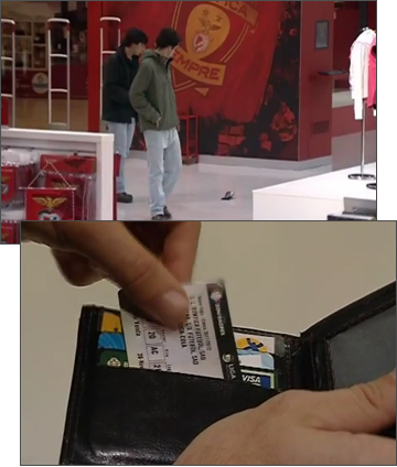 Coca-Cola Portugal Lost Wallet