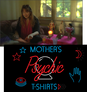 Mother London Psychic T-Shirts