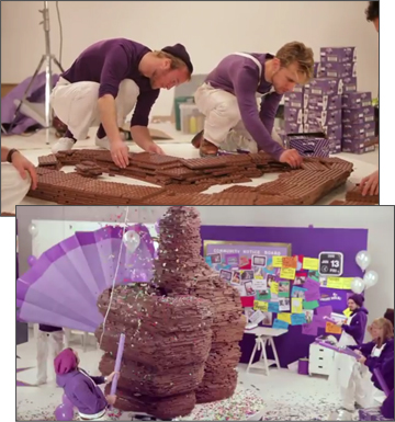 Cadbury A Million Thanks