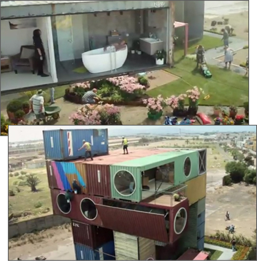 Homebase Inspirational Container House