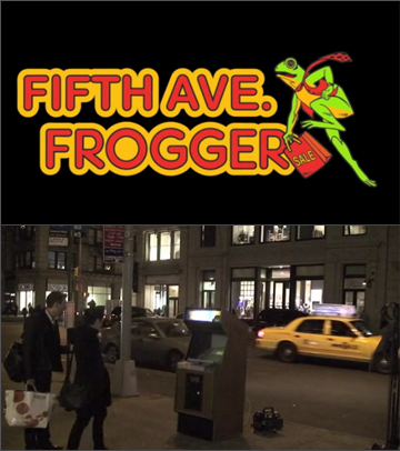 Fifth Avenue Frogger