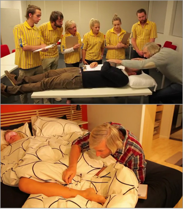 IKEA seven types of Australian sleepers