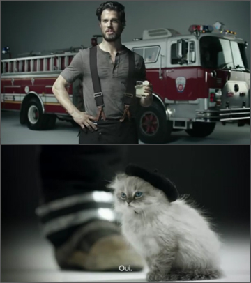 Sauza Margaritas - Make it With a Fireman