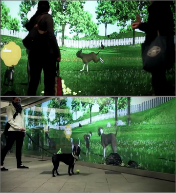 Beneful Virtual Dog Park