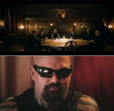 Slayer's Kerry King featured in new Jagermeister campaign