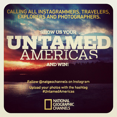 National Geographic Launches Untamed Americas Instagram Contest