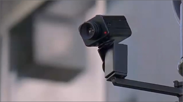 Coca Cola Security Cam