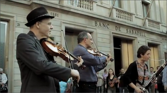 Som Sabodell Orchestra Flashmob