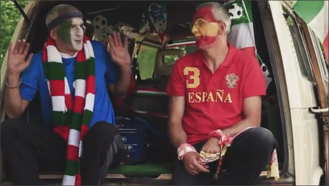 McDonald&#039;s Passion-Meter Euro 2012