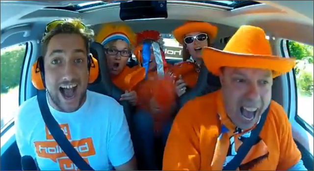 Volkswagen - Up! Holland Up!