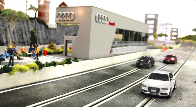 Audi Canada - Experience the Quattro