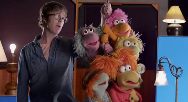 Ben Folds Five & The Fraggles