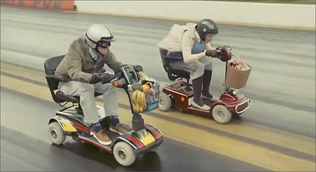 JackpotJoy - drag race
