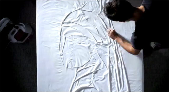 Philips Russia - The Art of Ironing