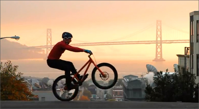 Remington - Danny MacAskill vs. San Francisco