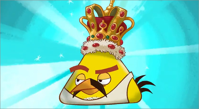 Freddie Mercury - Angry Birds
