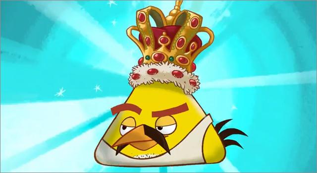 Freddie Mercury - Angry Birds
