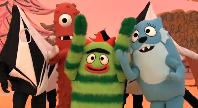 Volcom / Yo Gabba Gabba! Collection