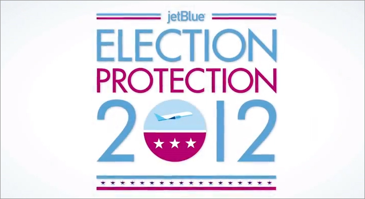 JetBlue - Election Protection
