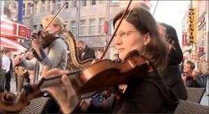 WDR Orchestra - Star Wars flashmob