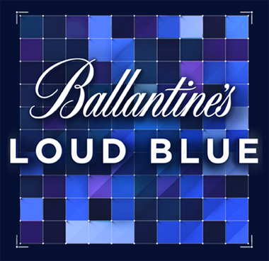 Ballatines Loud Blue