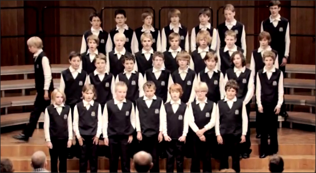 International Children's Day - Lost Choir