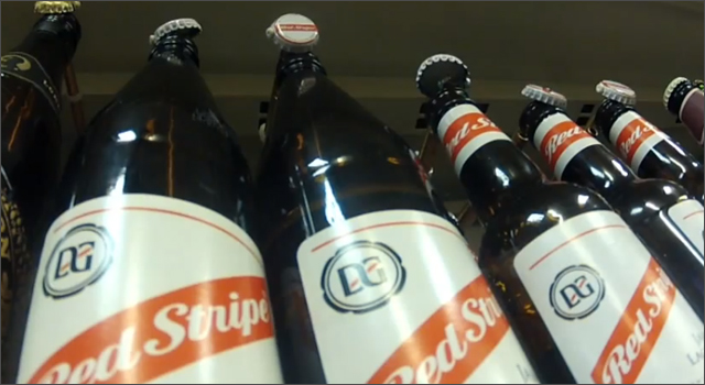 Red Stripe - Corner Shop Music