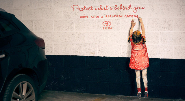 Toyota - Protect What&#039;s Behind You