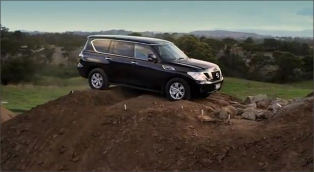 Nissan Australia - Patrol vs Beethoven