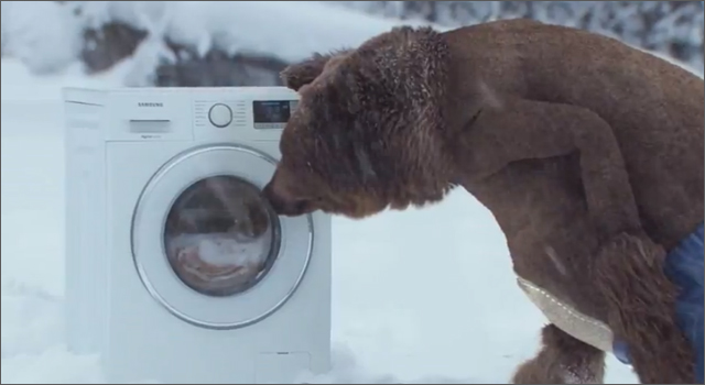 Samsung Ecobubble - Bear