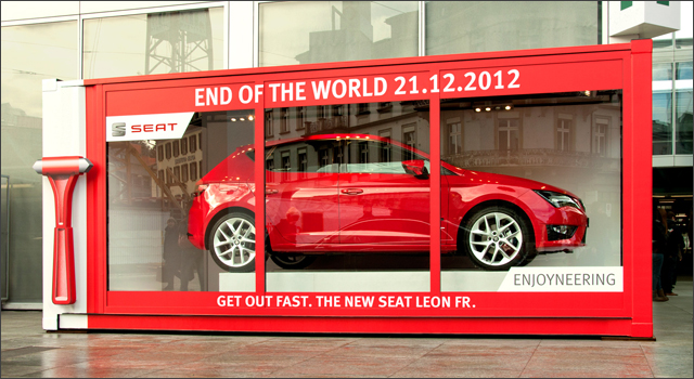 SEAT - End of the World