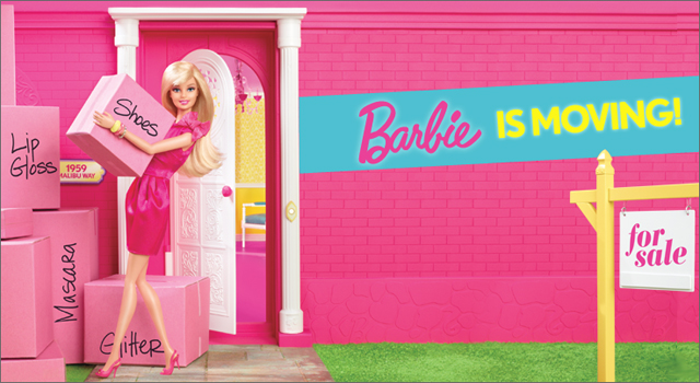 Barbie Malibu Dreamhouse - For Sale