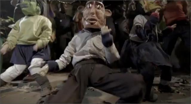 Diesel+Edun - Pantsula vs Puppets