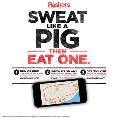 Rashers - Sweat Like a Pig