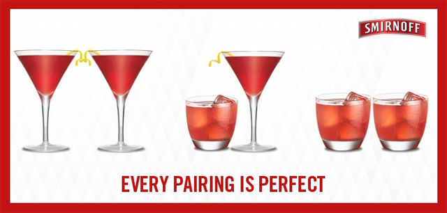 Smirnoff - Every Pairing is Perfect